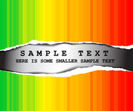 abstract background rainbow Στοκ φωτογραφίες με δικαίωμα ελεύθερης χρήσης