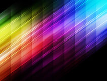 Abstract background. Abstract  background of rainbow color line Royalty Free Stock Photos