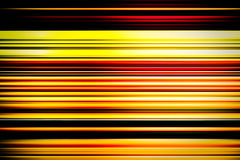 Abstract background of Rainbow color  line.  Stock Photography