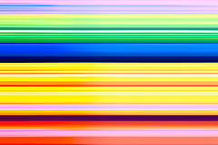 Abstract background of rainbow  color line.  Stock Image