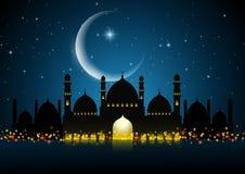 Abstract background for ramadan kareem vector illustration