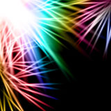 Abstract background. With random lines design Stock Photo