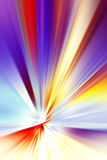 Abstract background rays Stock Photo