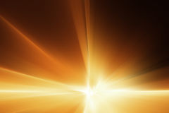 Abstract background rays Stock Photography