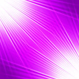 Abstract background with rays in lilac colors. Vector illustration Stock Illustration