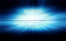 Abstract Background with rays Royalty Free Stock Images