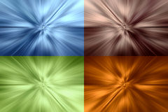 Abstract Background with rays. Abstract Background with many rays stock illustration
