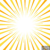Abstract background. The rays. Shine. Blurred. Bright. For your design. Stock Photography