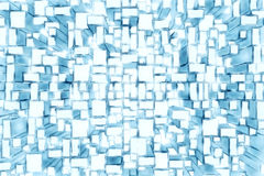 Abstract background with rectangles Royalty Free Stock Image