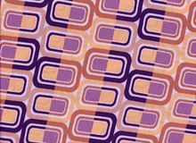 Abstract background with rectangular shapes. In pink, orange and beige colors Royalty Free Stock Photography