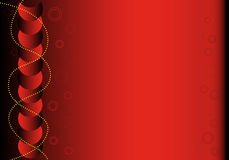 Abstract background red and black with copy space Royalty Free Stock Image