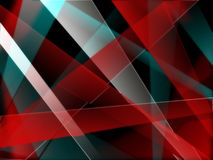 Abstract background. Of red and blue on a black background royalty free illustration