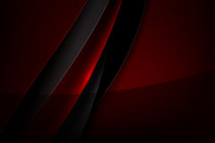 Abstract background red and dark overlap with shadow vector illu. Stration eps10 Royalty Free Stock Images