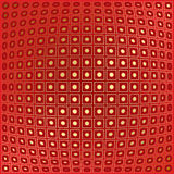 Abstract background red dots Royalty Free Stock Photos
