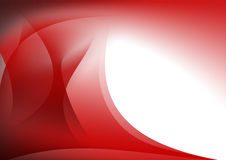 Abstract background red lines Stock Images
