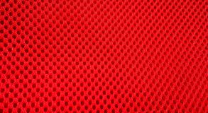Abstract background red poliester in grid vector illustration