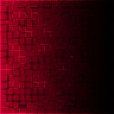 Abstract background with red squares.vector. Eps10 Royalty Free Stock Photos