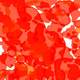 Abstract background with red stains Stock Photo