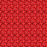 Abstract background. Red stars background s, Red Color Abstract background Stock Image