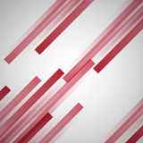 Abstract background with red straight lines. Stock vector stock illustration