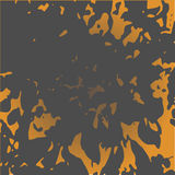 Abstract background reminiscent of Africa. Vecror illustration Royalty Free Illustration