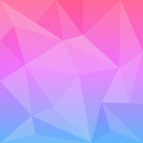 Abstract Background of Rhombus Blue Pink Red. Vector Illustration, Abstract Background of Rhombus Blue Pink Red, Format EPS 10 Stock Images