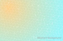 Abstract Background with ripple effect. Gradient abstract background with ripple effect, vector template design. Swimming pool royalty free illustration