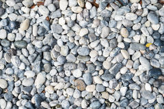 Abstract background of round peeble stones Royalty Free Stock Photography