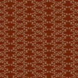 Abstract background with rounded shapes (brown). The pattern for the background composed of multiple elements of abstract shapes Stock Photo