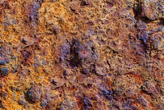 Abstract background - rust. Stock Images