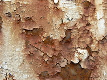Abstract background - rusting Stock Photo