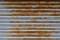 Abstract background with rusty metal Royalty Free Stock Images