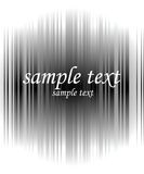 Abstract background sample text. Abstract retro background sample text Stock Photography