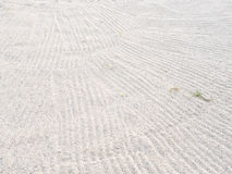 Abstract background : Sand texture backbround from golf course. Sand texture backbround from golf course stock photography