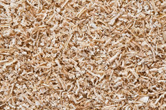 Abstract background of sawdust Royalty Free Stock Images