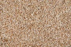 Abstract background of sawdust Royalty Free Stock Photography