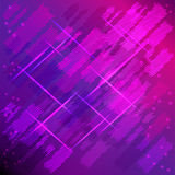 Abstract background with scribble elements Stock Photography