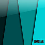 Abstract background with seagreen Royalty Free Stock Images