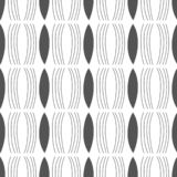 Abstract background, seamless pattern. Black and white illustration. Design for fabric, wallpaper or covering. Abstract background and seamless pattern. Black royalty free illustration