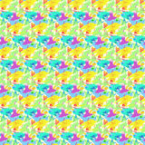Abstract background seamless pattern Royalty Free Stock Photography