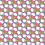 Abstract background and seamless pattern. Abstract background and seamless pattern on vector art Royalty Free Stock Images