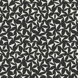 Abstract background, seamless texture. Soft tone beige colous triangles on brown black background. Background seamless pattern Royalty Free Stock Photo