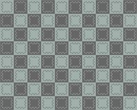 Abstract background, seamless texture. Soft tone blue grey and brown colous. Dominoes. Background seamless pattern vector illustration