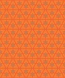 Abstract background from seamless triangular pattern. Royalty Free Stock Image