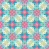 Abstract Background - Seamless Vector Pattern Stock Photo