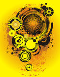 Abstract background series royalty free illustration
