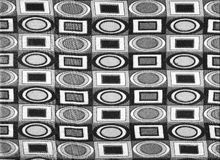 abstract background seventies Στοκ φωτογραφία με δικαίωμα ελεύθερης χρήσης