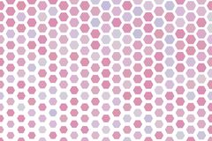 Abstract background with shape of hexagon pattern. Texture, style, mosaic & details. Abstract background with shape of hexagon pattern. Style of mosaic or tile Stock Image