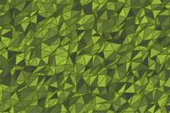 Abstract background with shape of triangle strip pattern. Canvas, messy, details & drawing. Abstract background with shape of triangle strip pattern. Vector Royalty Free Stock Image