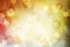 Abstract background with shiny circles Stock Images